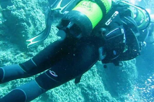 Busseig a les illes medes – l'Estartit