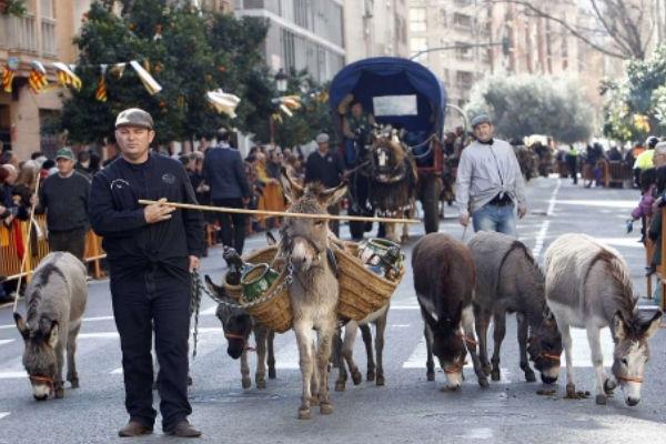 l´Estartit celebra Sant Antoni Abad