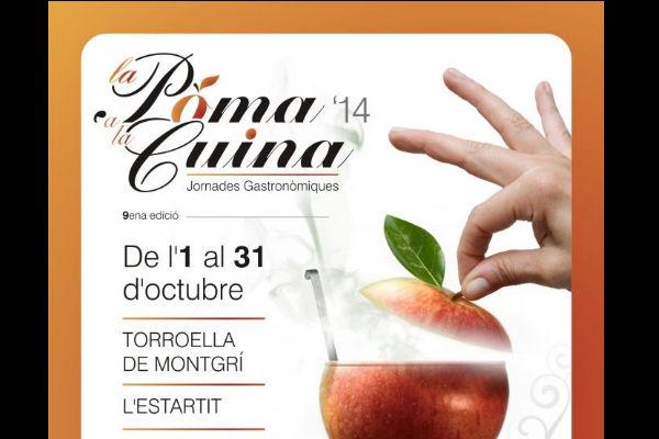 Apartaments Sa Gavina a l'Estartit a 15 minuts de les jornades gastronòmiques de la poma