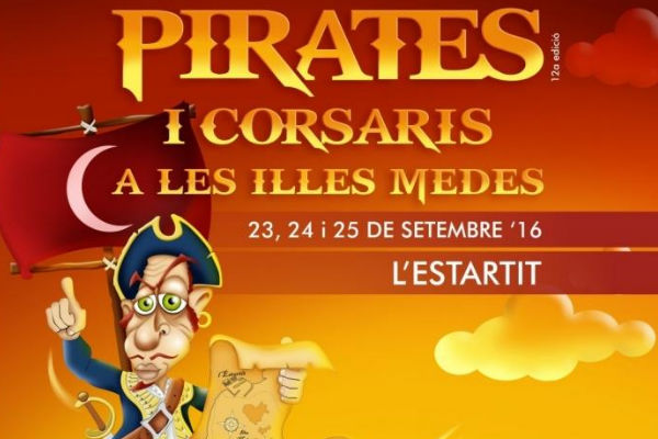 Fira de pirates i corsaris a l'Estartit