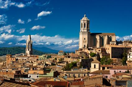 Visita en familia a Girona