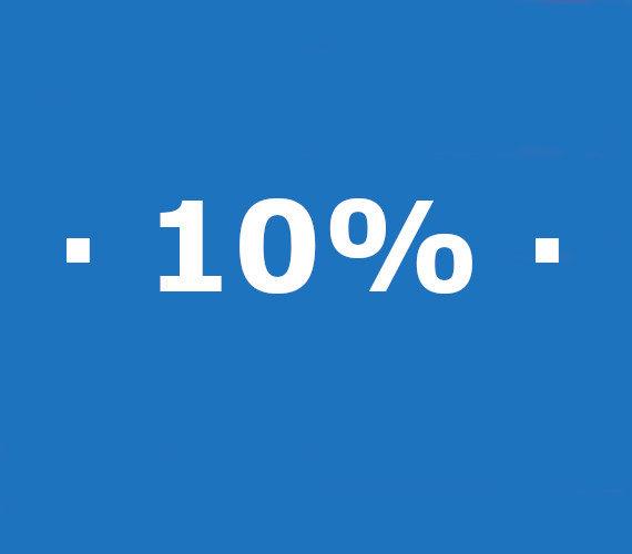 Reserves de 7 a 13 nits 10% de descompte