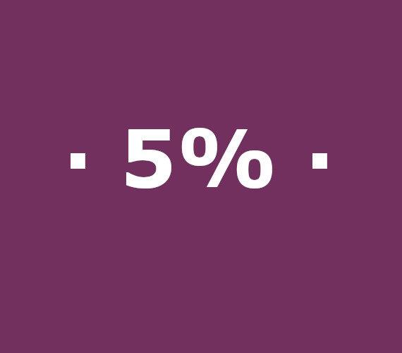 Reserva anticipada descompte 5% en temporada alta