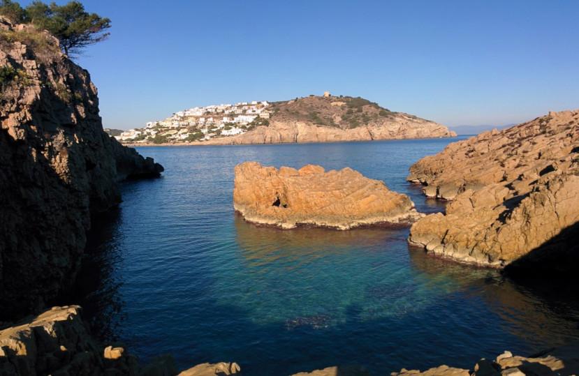 Ruta senderisme pel Camí de Ronda (L'Estartit-L'Escala) – Agost 2019
