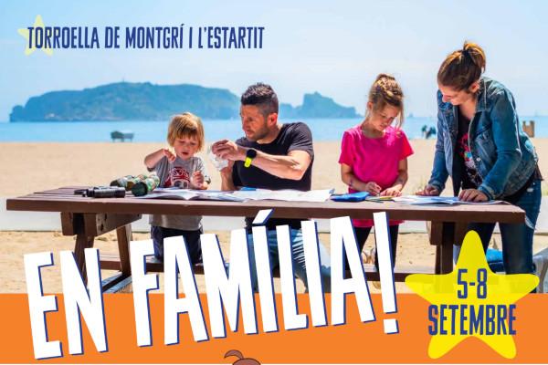 En Família! Un complet programa d'activitats per a tota la família – Setembre 2019