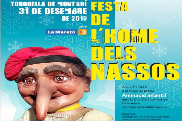 Festa de l'Home dels Nassos – Desembre 2019