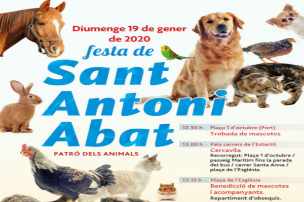 Festa de Sant Antoni Abat – Gener 2020