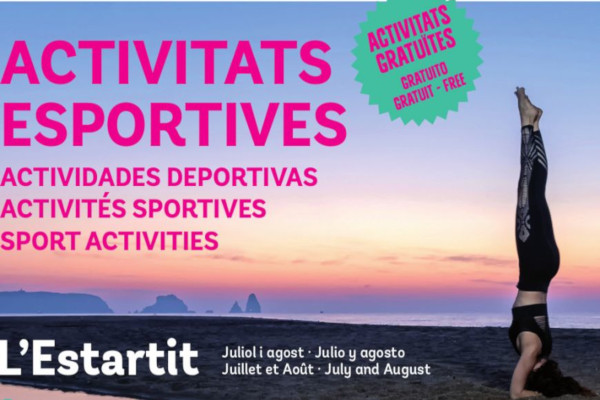 Activitats esportives estiu 2020 – Juliol 2020